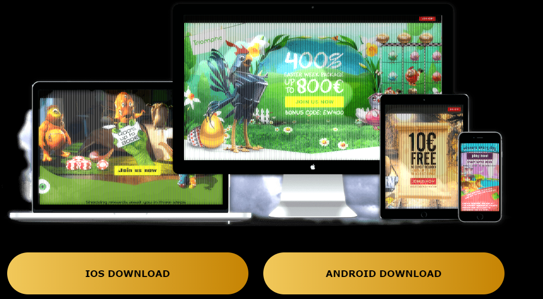mobile app vs mobile website casino games