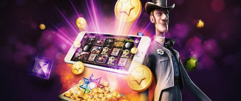 Mobile Slot Games Online